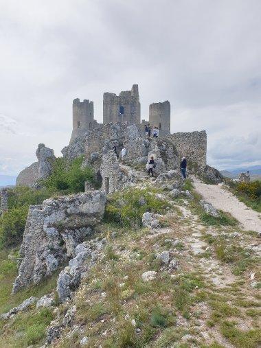 Abruzzo in alta quota!
